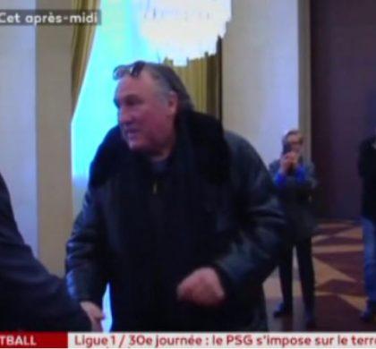 [Zap Actu] Election présidentielle en Russie, Gérard Depardieu a voté, Poutine réélu (19/03/2018)